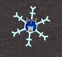 Heavily Armored Snowflake Unisex T-Shirt