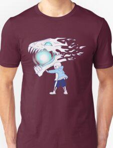 Undertale - Sans and Gasterblaster Unisex T-Shirt