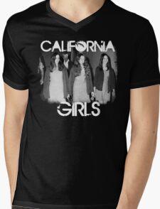 Manson Girls Mens V-Neck T-Shirt