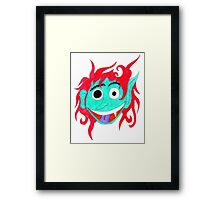 Looki - The Twikster Framed Print