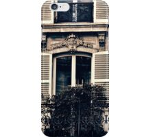 Windows and Shutters iPhone Case/Skin