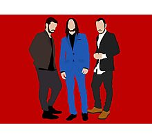 30 STM Photographic Print