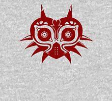Majora Mask Red Unisex T-Shirt