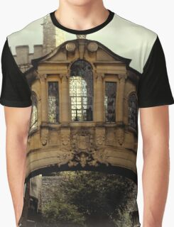 Oxford Sighs Graphic T-Shirt