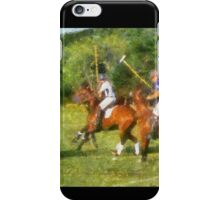 Pastels of Polo iPhone Case/Skin