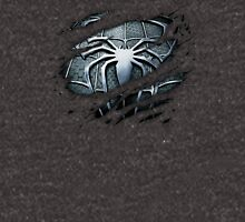 Dark Spiderman Chest Ripped Unisex T-Shirt