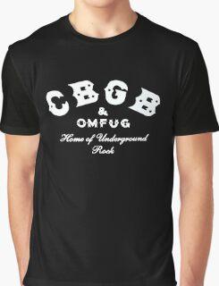 CBGB Graphic T-Shirt