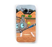 Cats Play Playing Softball! Samsung Galaxy Case/Skin