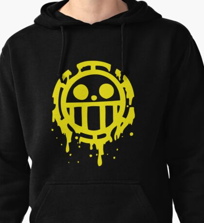 The Heart Pirates Pullover Hoodie