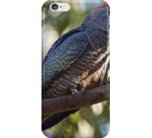 Gang-gang Cockatoo  iPhone Case/Skin