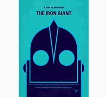 No406 My The Iron Giant minimal movie poster Unisex T-Shirt