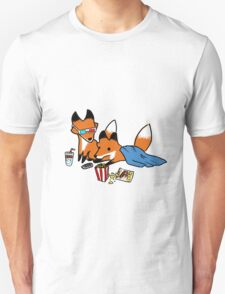 Enjoying the movie? Version 2 Unisex T-Shirt