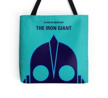 No406 My The Iron Giant minimal movie poster Tote Bag