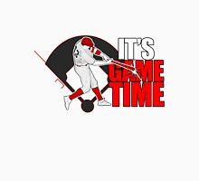 It's Game Time - Baseball (Red) Men's Baseball ¾ T-Shirt
