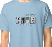 Weezer 8 Bit Album Classic T-Shirt