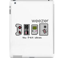 Weezer 8 Bit Album iPad Case/Skin