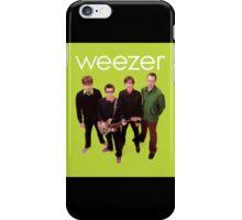 Green Album iPhone Case/Skin