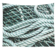Rope and Net Wall Tapestry
