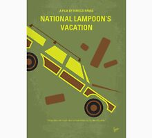 No412 My National Lampoon's Vacation minimal movie poster Unisex T-Shirt