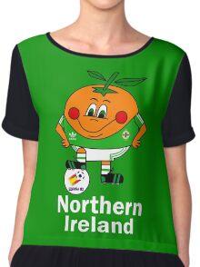 Northern Ireland Football - Espana 82 Chiffon Top