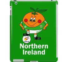 Northern Ireland Football - Espana 82 iPad Case/Skin