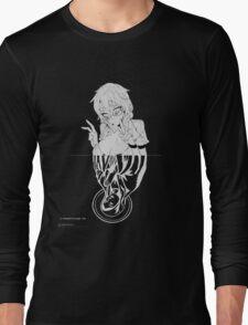 Mary Black Long Sleeve T-Shirt