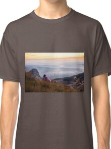 6725ft at 5:23 am Classic T-Shirt