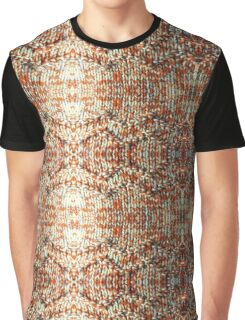 Knitted Jumper Graphic T-Shirt