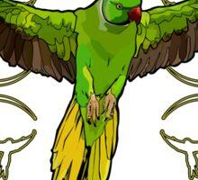 Parrot 2 Sticker