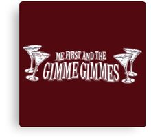 Me First and the Gimme Gimmes Canvas Print