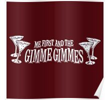 Me First and the Gimme Gimmes Poster