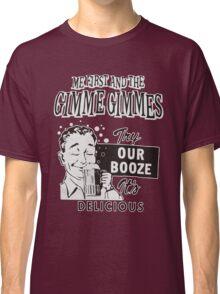 MFATGG Booze Classic T-Shirt