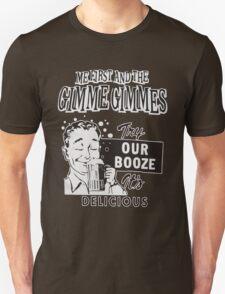 MFATGG Booze T-Shirt