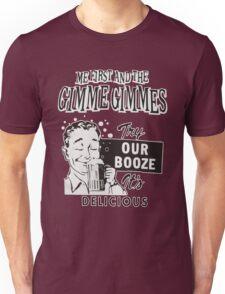 MFATGG Booze Unisex T-Shirt
