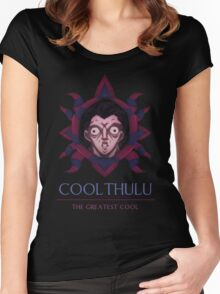 Coolthulu - The Greatest Cool Women's Fitted Scoop T-Shirt