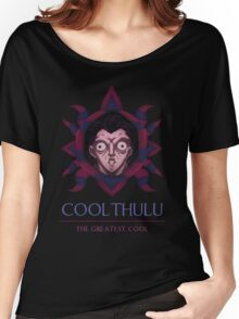 Coolthulu - The Greatest Cool Women's Relaxed Fit T-Shirt