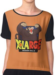 X-Large x Dragon Ball Chiffon Top