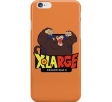 X-Large x Dragon Ball iPhone Case/Skin