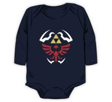 Hylian Shield - Legend of Zelda One Piece - Long Sleeve