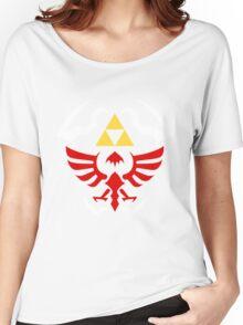 Hylian Shield - Legend of Zelda Women's Relaxed Fit T-Shirt