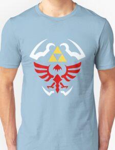 Hylian Shield - Legend of Zelda Unisex T-Shirt