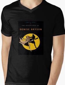 Denise Bryson Mens V-Neck T-Shirt