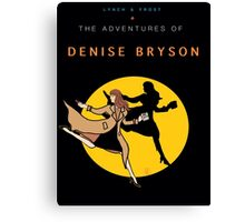 Denise Bryson Canvas Print