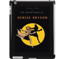 Denise Bryson iPad Case/Skin