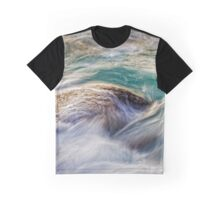 Colour in the Water Graphic T-Shirt