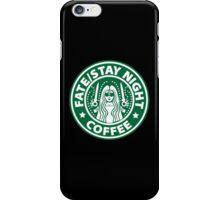 Fate/ Starbucks Rider Green iPhone Case/Skin