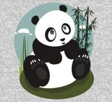 Baby Panda Kids Clothes