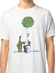 Gardening Turtle 2.0 Classic T-Shirt