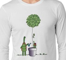 Gardening Turtle 2.0 Long Sleeve T-Shirt