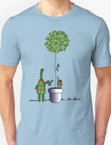 Gardening Turtle 2.0 T-Shirt